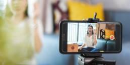Wissensvermittlung dank Smartphone über Soziale Medien